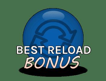 Best Reload Bonus