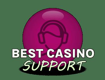 Best Casino Support