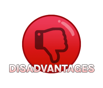 Disadvantages of pay by mobile casinos