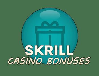 Skrill Casino Bonuses