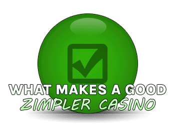 What makes a good Zimpler casino