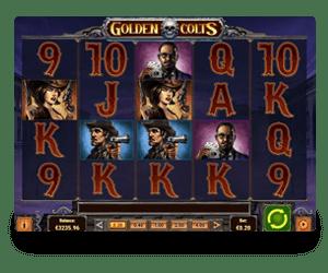 Golden Colts Online Slots Game