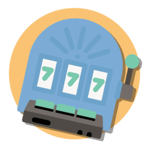 Slot Machine with 7's