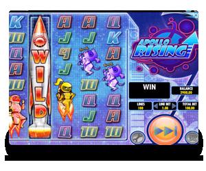 Apollo Rising IGT Casino Game