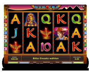 Book of Ra- A Classic Novomatic Casino Game