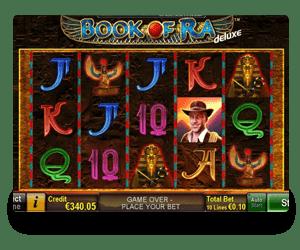 Book of Ra Screenshot