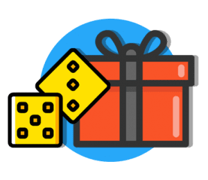 Dice and Present