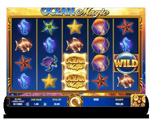 IGT Ocean Magic slot
