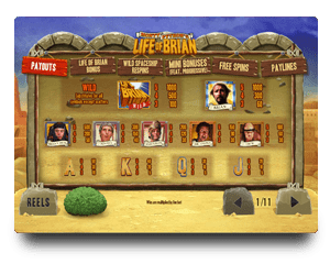 Life of Brian Playtech Slot