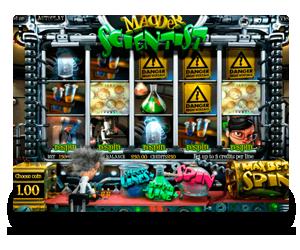 Madder Scientist Screenshot