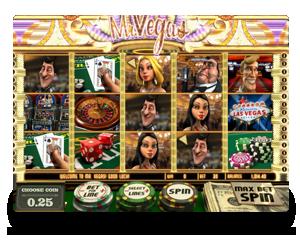 Mr Vegas Screenshot