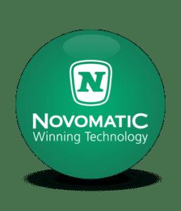 Novomatic Brand Logo