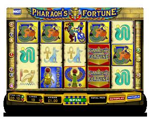 Pharaos Fortune Slot