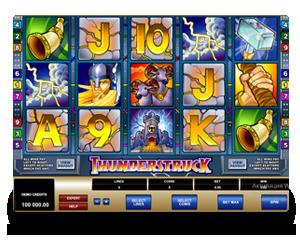 Thunderstruck Slot Game